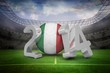 Composite image of italy world cup 2014