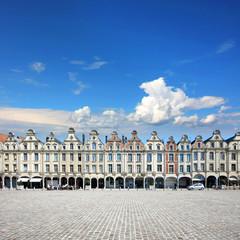 Arras (France) - Façades