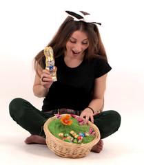 Überraschung zu Ostern