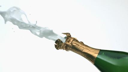 открытое  шампанское