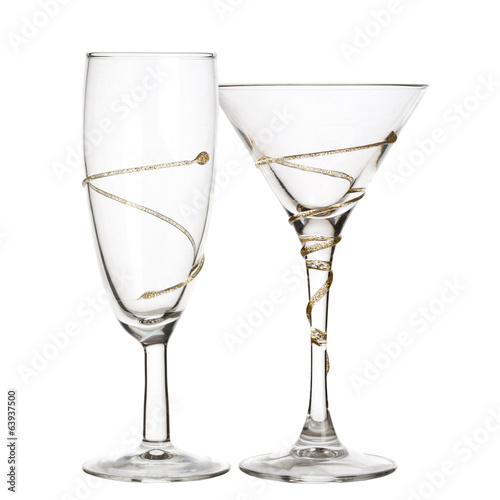Two wineglass