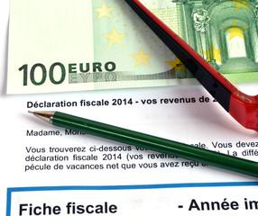 Declaration fiscale