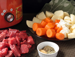 Crock Pot Beef Stew Ingredients