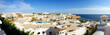 Panorama of the luxury hotel, Sharm el Sheikh, Egypt