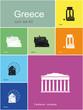 Obrazy na płótnie, fototapety, zdjęcia, fotoobrazy drukowane : Icons of Greece