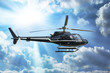 Helicopter for sightseeing - 63946112