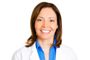 Confident healthcare professional, pharmacist, dentist