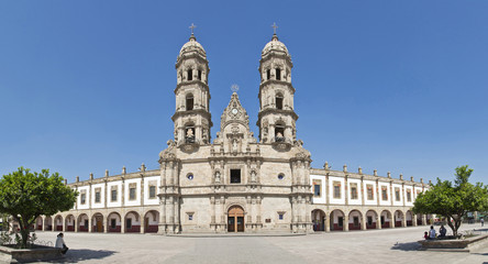 Tourist monuments of the city of Guadalajara