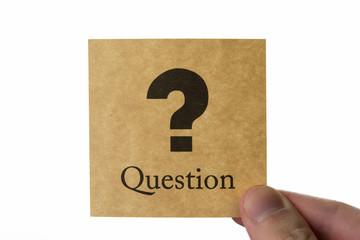 質問 アイコン Question