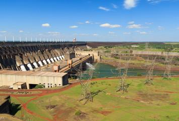 Itaipu Dam, Brazil, Paraguay