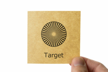 標的 アイコン target
