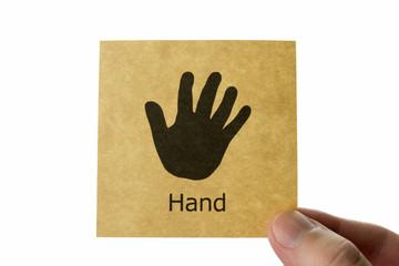 手 アイコン hand