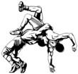 Greco-Roman wrestling - 63952389