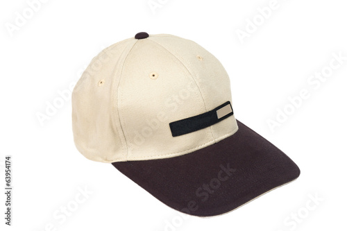 brown two tone baseball caps