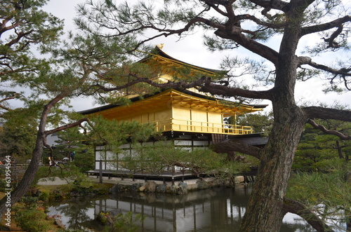 Golden Pavilion of Kyoto