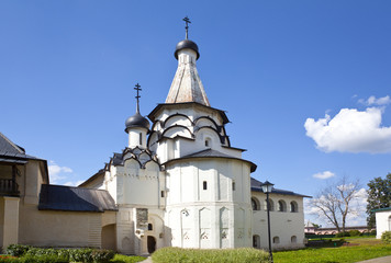 Dormition refectory Church. Spaso-Efimiev monastery. Suzdal