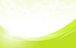 Abstract light green background. Vector