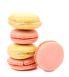 French tasty macaroons.