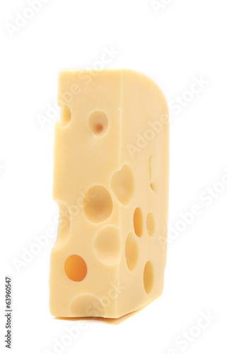 Block of cheese.