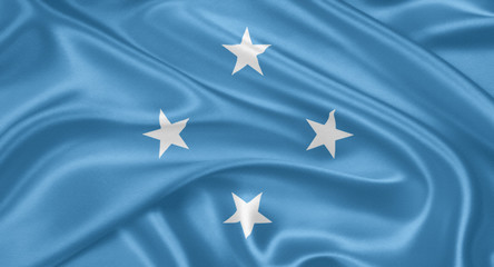 Flag of the Federated States of Micronesia