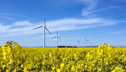 Energiewende durch erneuerbare Energien