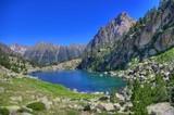 Fototapety Lac de montagne
