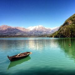 Santa Croce Lake, Belluno