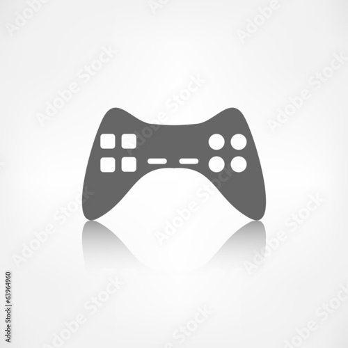 joystick web icon