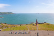 Постер, плакат: Panorama of Plymouth coast