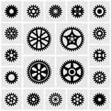 Fototapety Set of gear wheels
