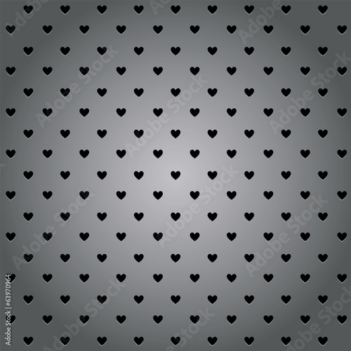 Hearts pattern background1