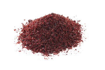 sumac fruit powder, middle eastern spice