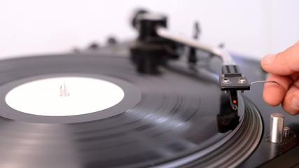 Vinyl track searching