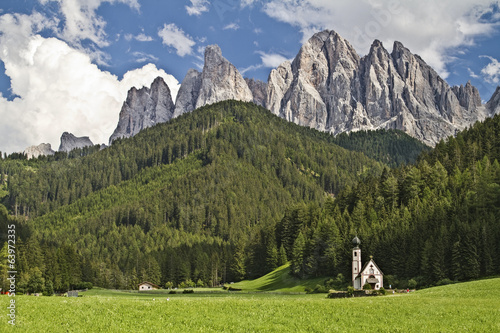 canvas print picture St. Johann in Ranui