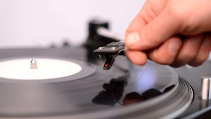 Vinyl Track search