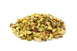 Chopped pistachio nuts