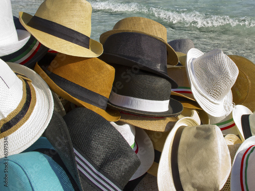Heap of hat.