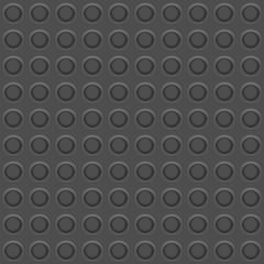Muster Noppen schwarz  #140418-svg07