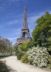 Eiffel Tower, Paris, April 2014