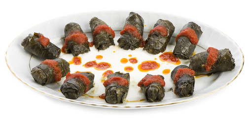 Turkish Food Dolma