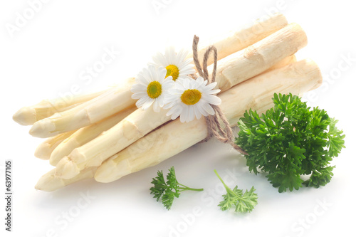 canvas print picture Asparagus