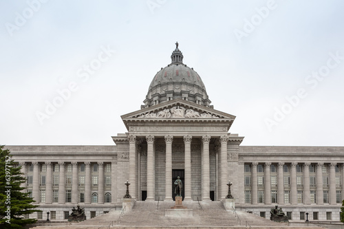 Missouri State Capitol Building, Jefferson City