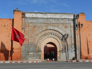 South Door in Marrakech