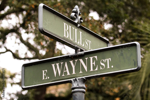Bull and Wayne Corner