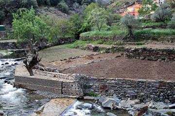 Huerto de El Gasco, Hurdes, España