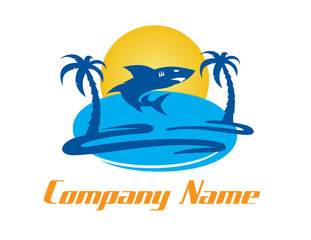 Shark logotype