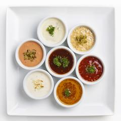 several sauce