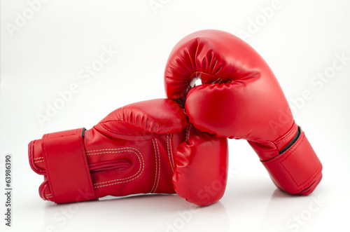 Foto op Canvas Vechtsport Boxing gloves