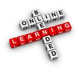 Fototapety online blended learning