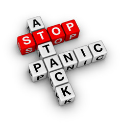 stop panic attack